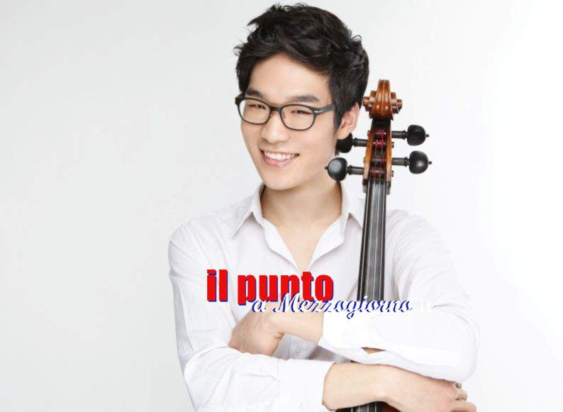 Italian International Cello Competition a Fondi, il vincitore è il coreano Gunwoo Park