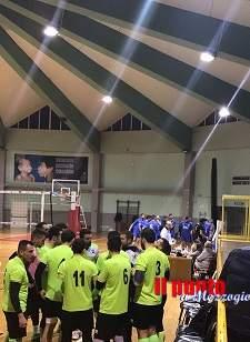 Volley maschile serie D: Doppia vittoria esterna per il Cus Cassino, campionato e Coppa