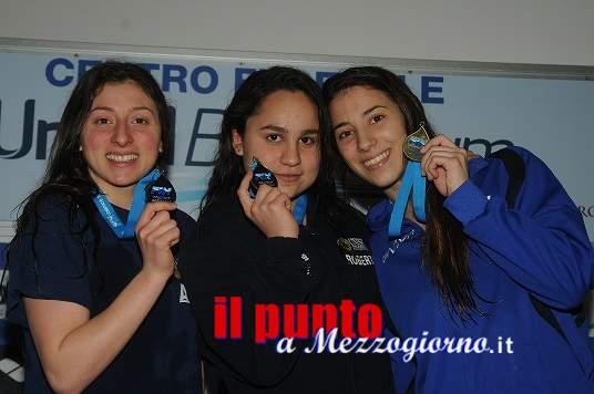 Campionati regionali invernali di nuoto giovanile: Successo di Haway Sport con  Cocuzzone e Carbone