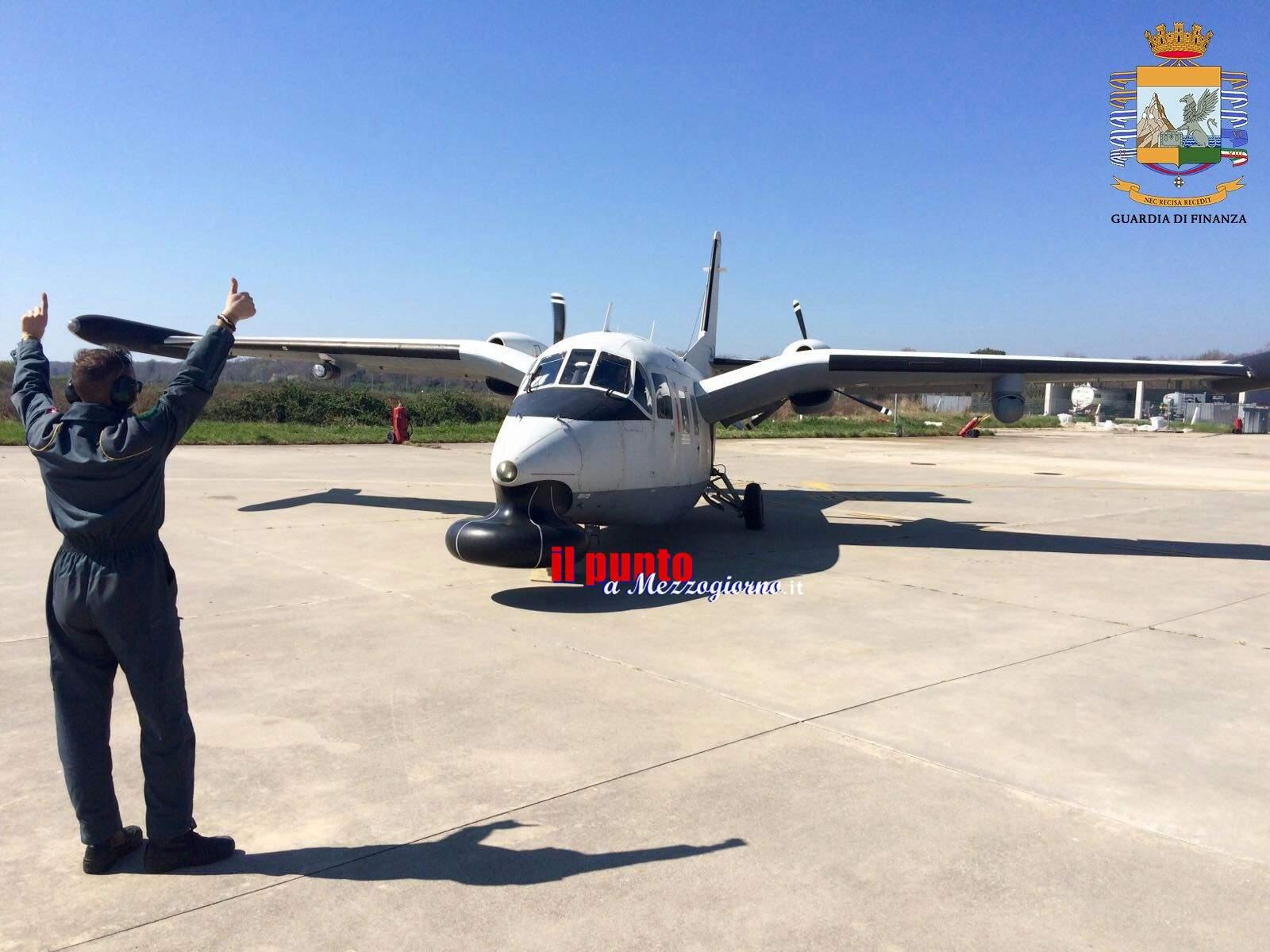 Mistero Nocione a Cassino, indagini aeree della Guardia di Finanza