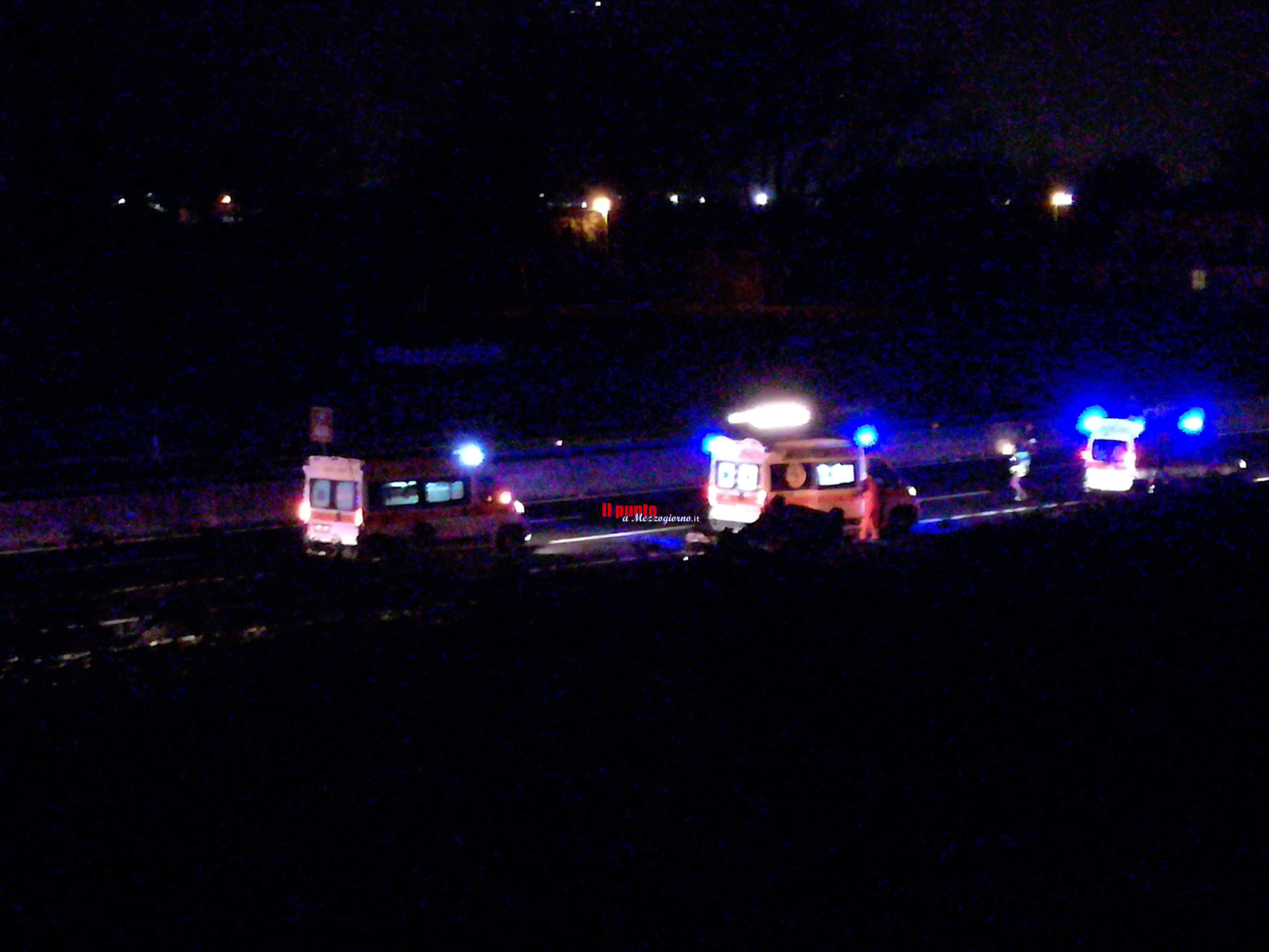 Incidente stradale sull'A1, si aggravano le condizioni di una 59enne di Lumezzane