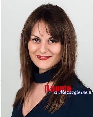 """Piedimonte San Germano: Rosa Maiuccaro, candidata sindaco del M5S: """"Cercherò di onorare con serietà ed impegno questo incarico"""""""