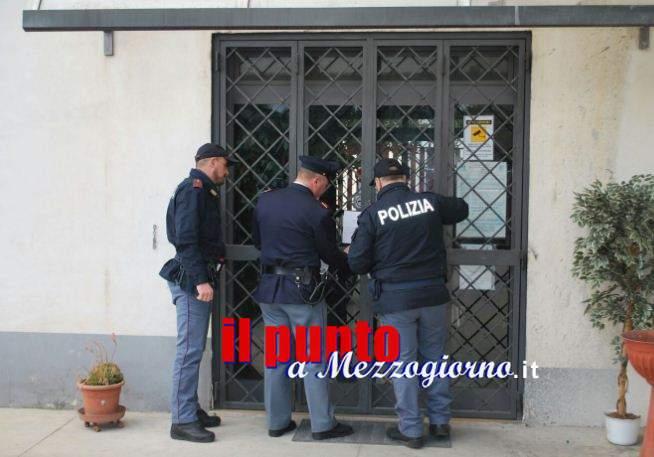 Altro bar chiuso per droga a Cassino,  licenza sospesa per 15 giorni