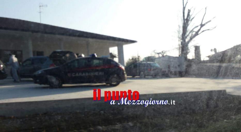 Finta rapina in casa a Veroli smascherata dalle telecamere, denunciato 80enne