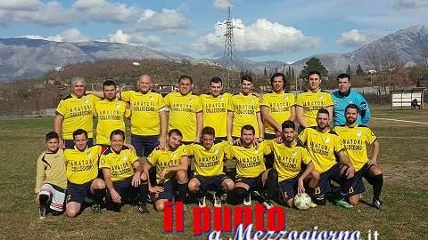 Promozione (B): Vallemaio torna in vetta alla classifica