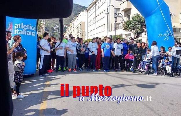"""Tra sport e teatro, """"Diversamente in marcia"""" a Cassino"""