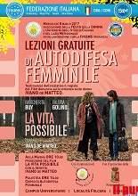 """8 Marzo film-denuncia:  """"La Vita Possibile""""  proiezione nell'Aula Magna dell'Ateneo"""