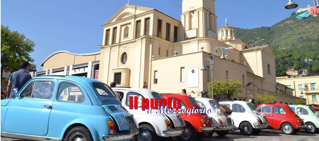 """""""Cassino Classic Car"""" apre la stagione con il raduno 500 domenica 26 marzo"""