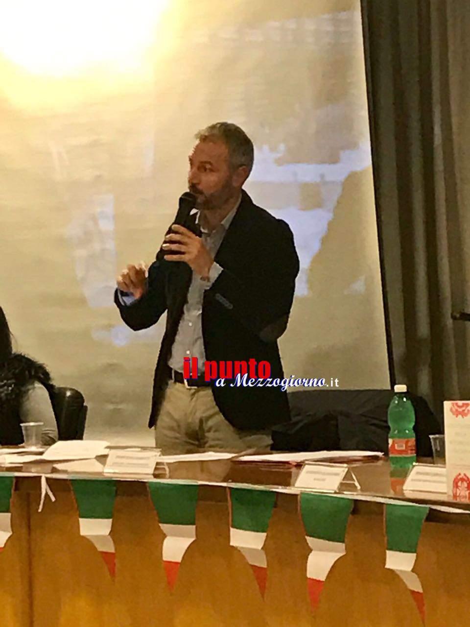 Emergenza cinghiali- Subito interventi, ad invocarli Ciacciarelli di Forza Italia