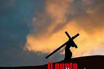 Piedimonte San Germano- I ragazzi speciali della Nuova Isola interpretano la Passione di Cristo
