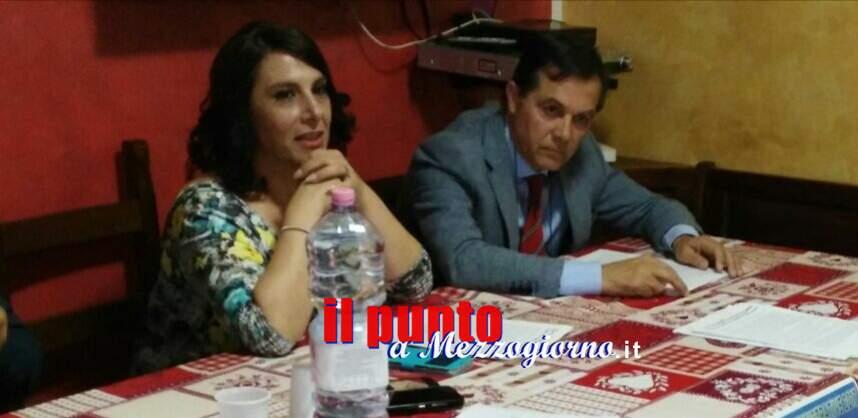 Piedimonte al voto- Monia Costa ed Ettore Urbano a colloquio con i residenti di Parco Valentina e zona Ater