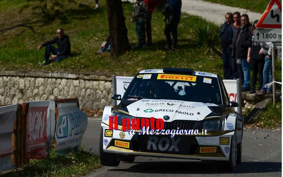 7° Rally Internazionale Lirenas alla coppia Rossetti-Mori su Skoda Fabia R5