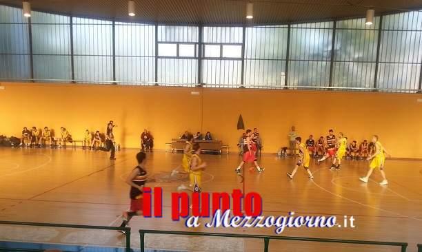 Basket serie D: Veroli fra le mura domestiche supera, 72-53, Roma Nord 2011