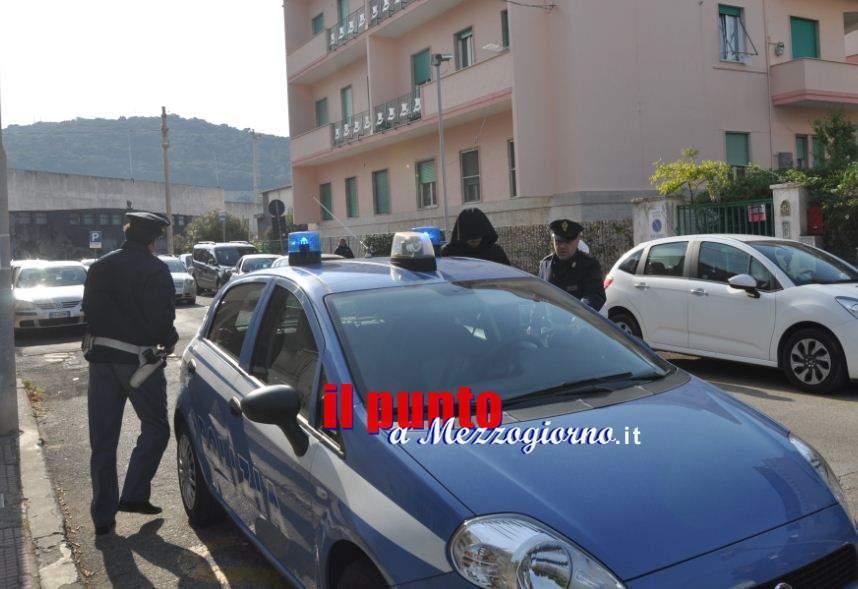 """Cassino, chiede un passaggio ad un anziano, ma è una """"trappola"""": la Polizia arresta 28enne frusinate"""