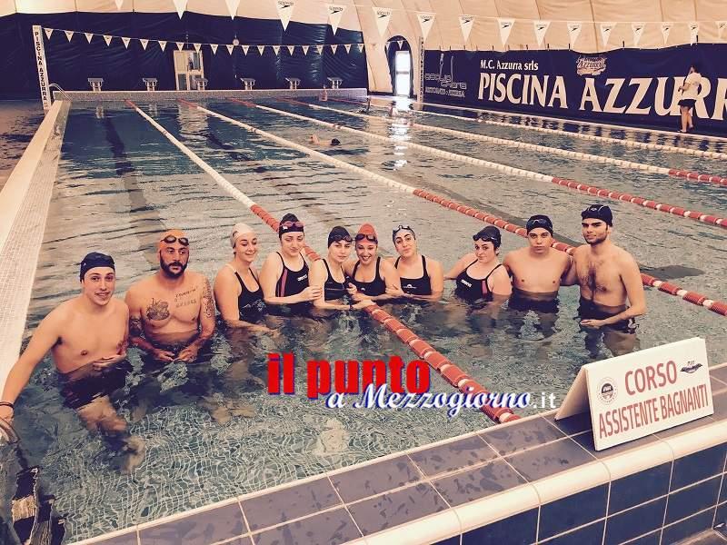 Cus-Cassino: Via al corso per assistenti bagnati