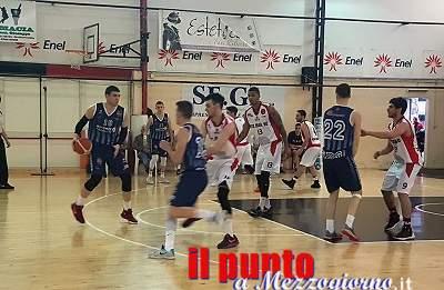 Basket C Gold: N.B. Sora 2000 corsara a Civitavecchia play off sempre più vicini