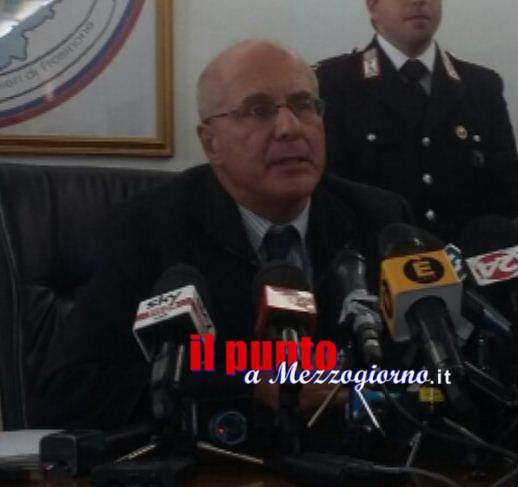 """Omicidio di Alatri, il procuratore De Falco: """"Otto indagati per omicidio. La vendetta? non la escludiamo"""""""