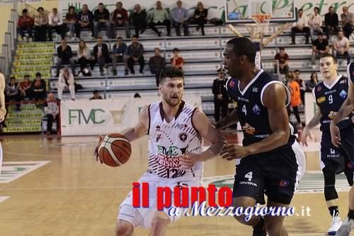 Basket:  Ferentino, una vittoria che assicura la permanenza in A/2