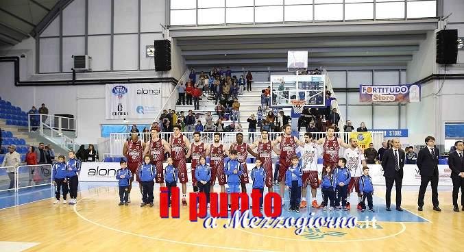 Basket A/2: Non basta il cuore a Ferentino, Agrigento non molla. L'analisi di coach Paolini