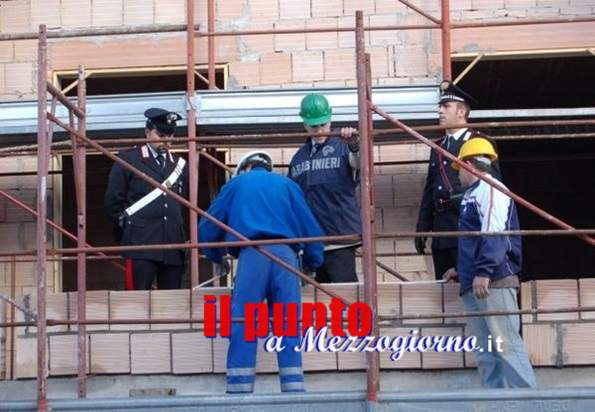 Abusivismo edilizio- Controlli a tappeto su tutta la provincia di Isernia