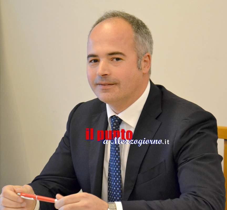 Piedimonte al voto. Il candidato Sindaco Gioacchino Ferdinandi presenta la lista Piedimonte#ORA