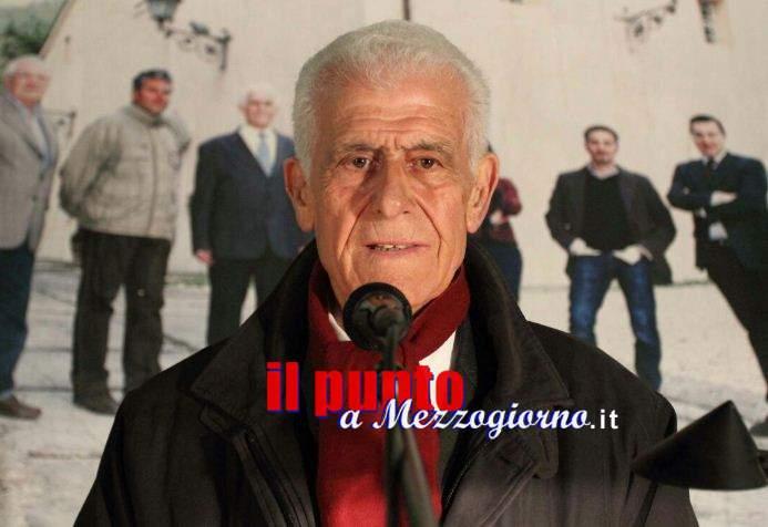 Cervaro perde il suo sindaco storico, è morto Giovanni Marrocco
