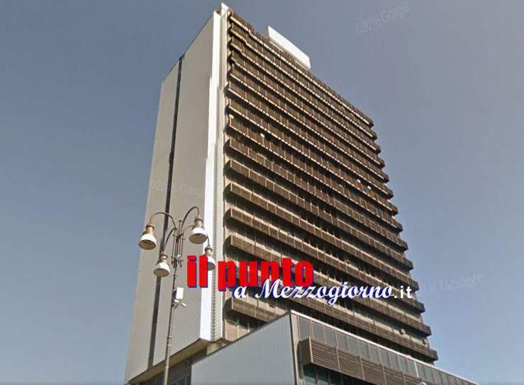 Frosinone, allarme bomba al grattacielo Edera. Denunciata mitomane