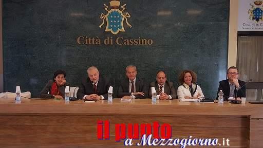 """Un convegno per delineare Cassino """"Una città attiva, sostenibile, vivibile""""."""