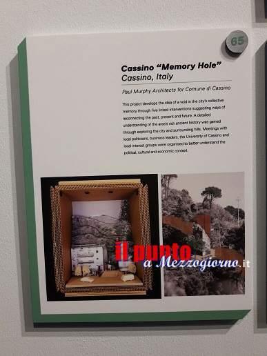 """""""Memory Hole"""" con gli architetti del NLA di Londra per riunire l'Europa della cultura e dell'architettura"""