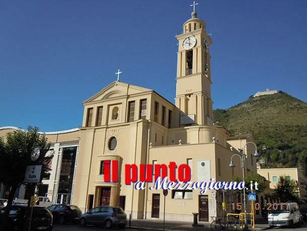 """Trentennale del progetto """"Erasmus"""" la chiesa di S. Antonio si illumina per l'occasione"""
