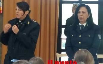 Castro dei Volsci- Docenti e genitori a scuola dalla Polizia di Stato