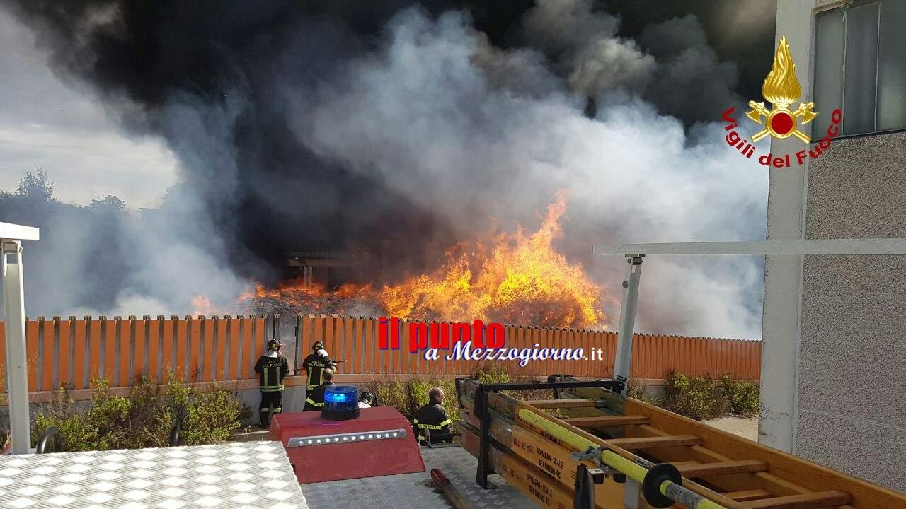 Rogo alla Eco X di Pomezia, le irregolarità del sistema antincendio si conoscevano dal 2012