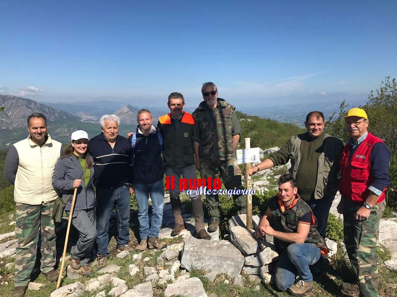 Valorizzazione patrimonio naturale del territorio, intervento di Pasquale Ciacciarelli