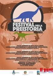 """Il """"Festival della Preistoria"""" alza il sipario!"""