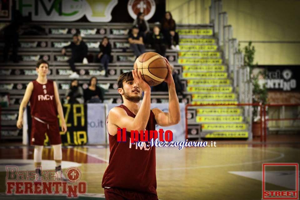 Continua il sogno del Basket Ferentino under 18 superata anche la Fortitudo Bologna