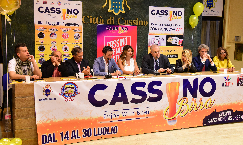 Cassino Birra, eventi per tutti e rispetto assoluto delle regole