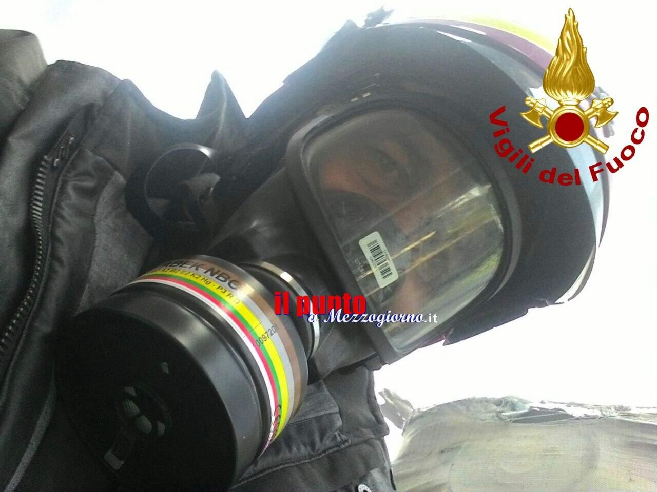 Incendio Eco X Pomezia, tre giorni di inferno. Ancora focolai nello stabilimento