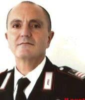 Anagni: I 40 anni di servizio nell'Arma dei Carabinieri del luogotenente Marcello Colella