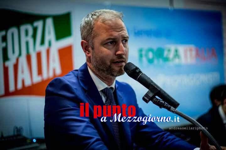 """Cyberbullismo: Ciacciarelli """"Chiedere al provveditorato agli Studi di Frosinone di affrontare il fenomeno"""""""