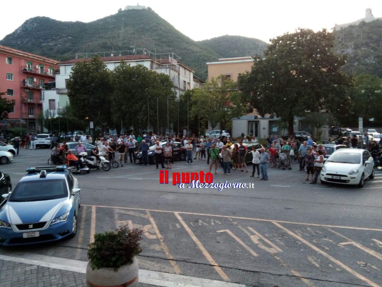 Cassino: Consiglio comunale e polemiche. Sul caso Acea si infiamma piazza De Gasperi