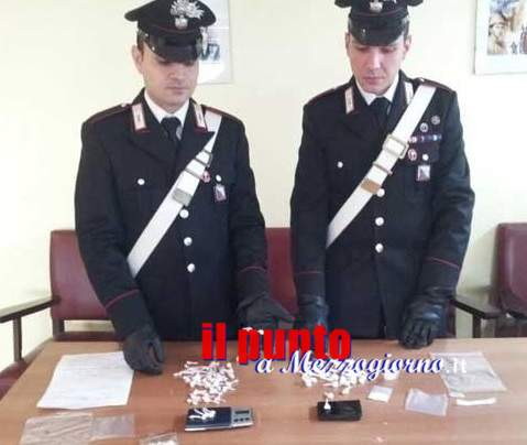 Isernia: Furti e droga, denunce e sequestri da parte dei Carabinieri