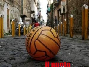 Sì torna a giocare a pallone per strada a Cassino, ma con maleducazione