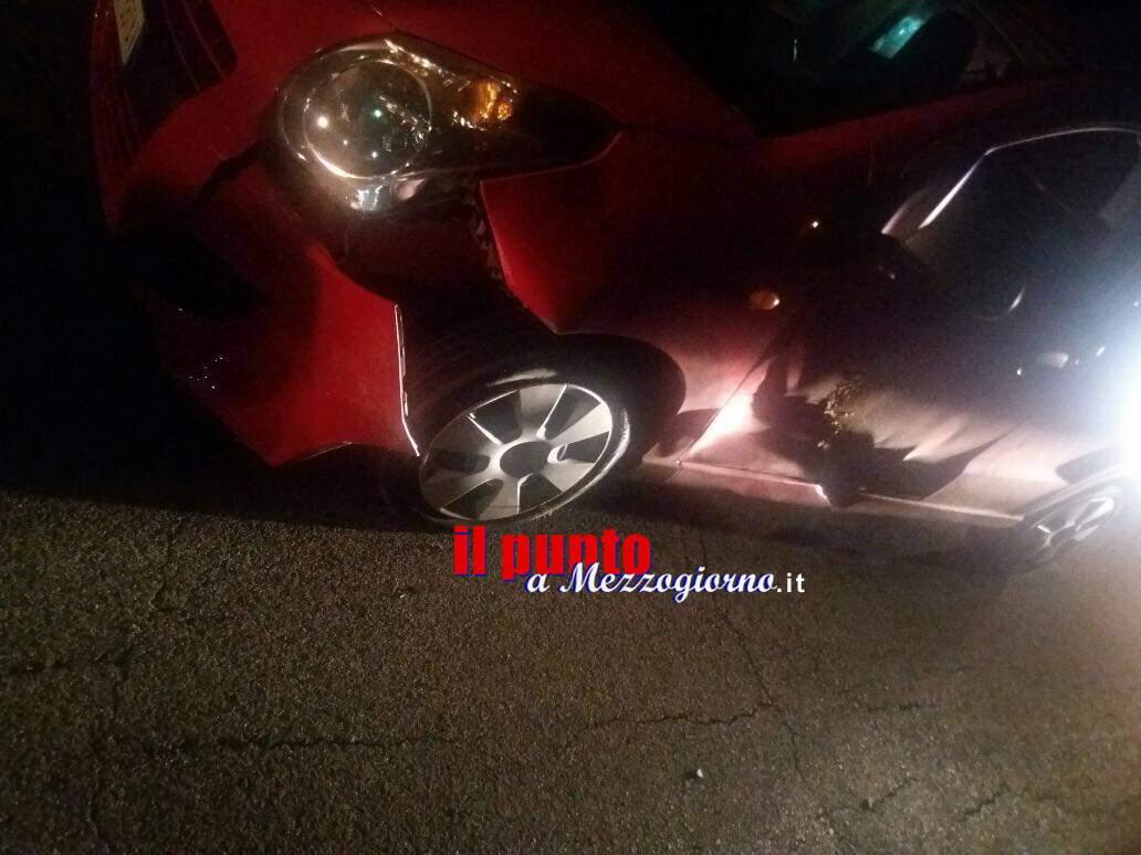 Chinghiali, mamma e due figli piccoli feriti nello schianto a Roccasecca