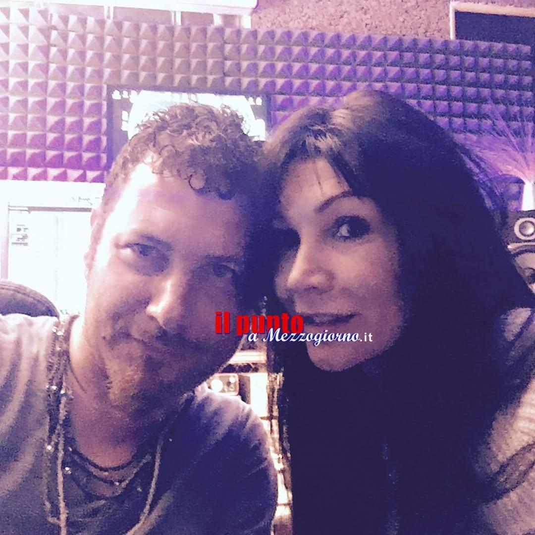"""Il nuovo singolo di  Luisa Corna """"Angolo di cielo"""" scritto arrangiato e prodotto da Marco Colavecchio  e Marco Poggioni"""