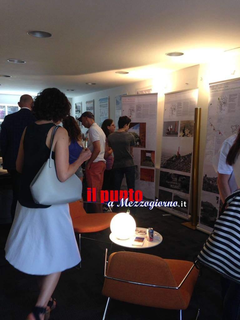 """Memory Hole, interesse a Londra per il progetto """"Cassino"""". Presto verrà presentato al Parlamento Europeo"""