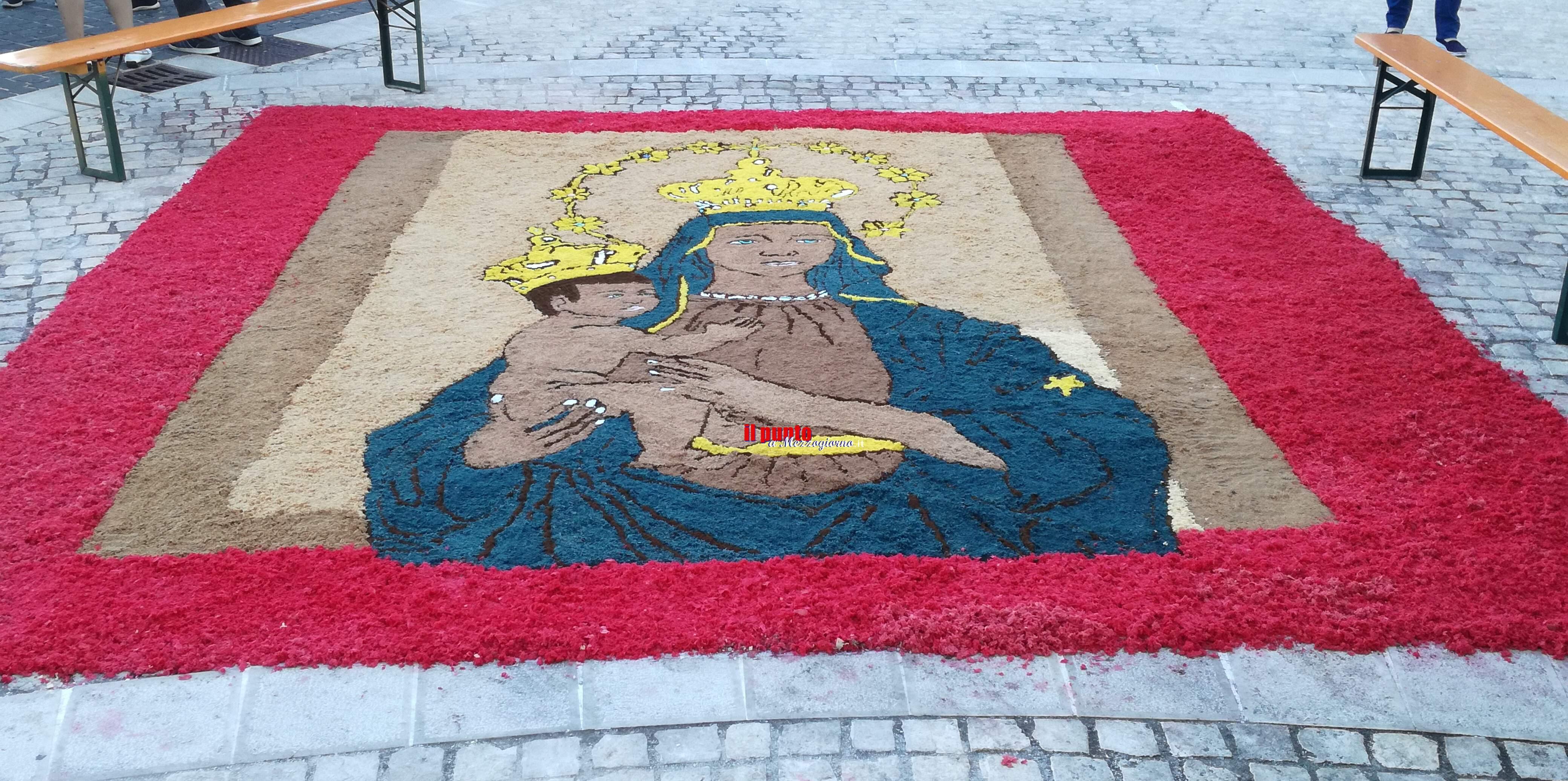 Villa Santa Lucia in festa per la Madonna delle Grazie