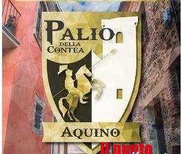 """Piazza San Tommaso si veste a festa, arriva il """"Palio della Contea di Aquino"""""""