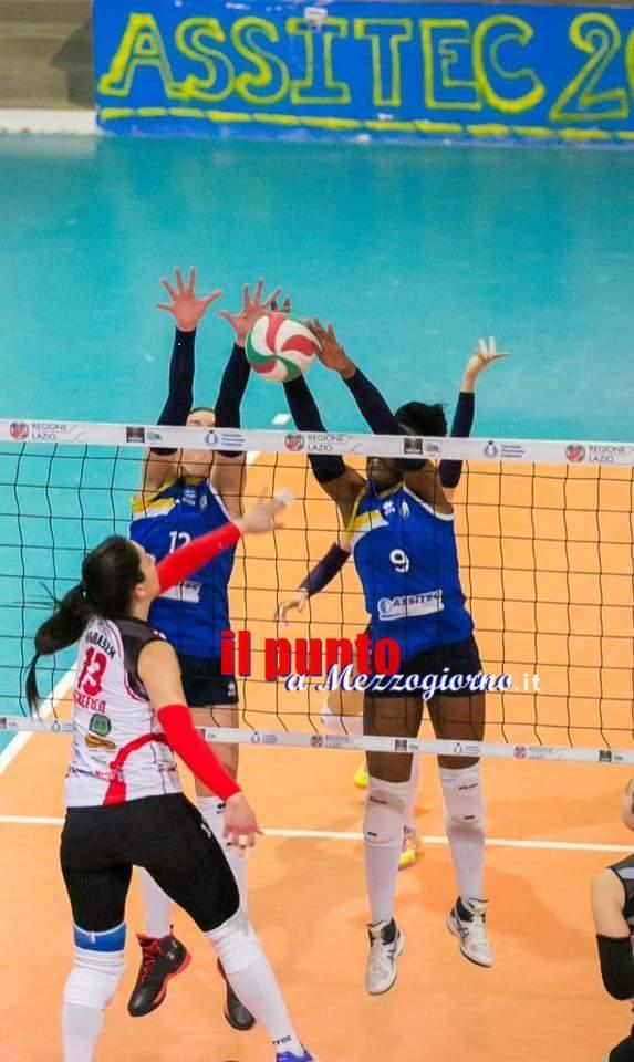 """Assitec 2000 Volley in ritiro ad Exodus di Cassino per allenarsi a """"murare le schiacciate della Vita"""""""