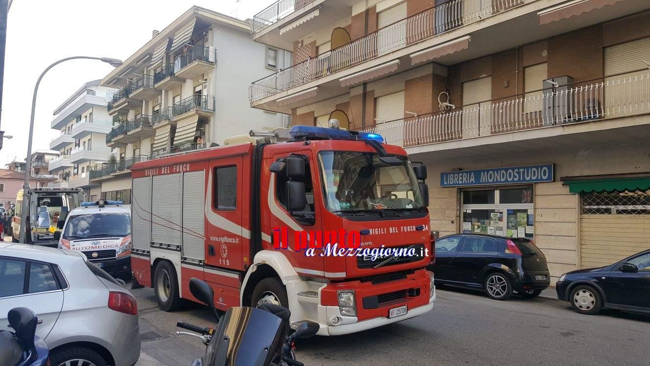 Non risponde al telefono, donna di Cassino trovata morta in casa