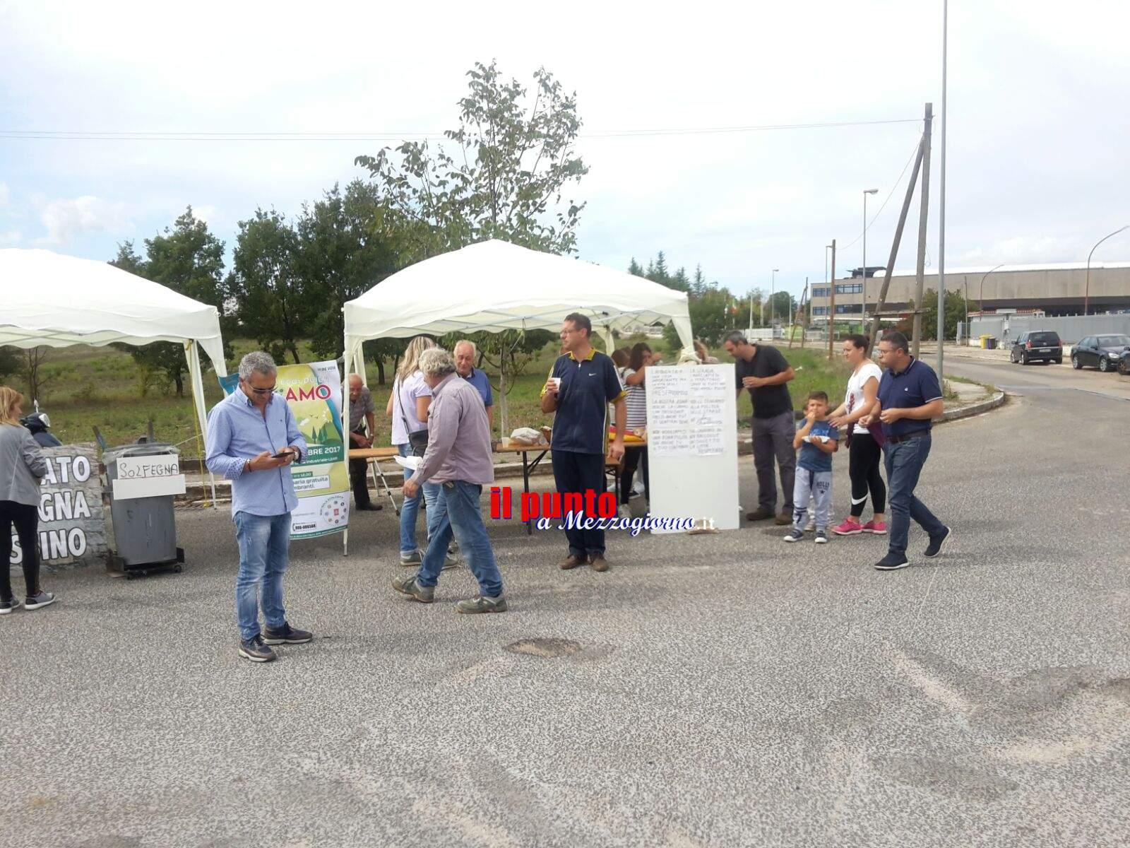 Cassino: Prima giornata ecologica in contrada Solfegna e Cerro
